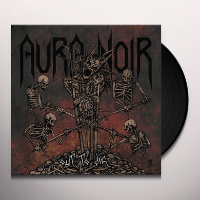 Aura Noir OUT TO DIE Vinyl Record