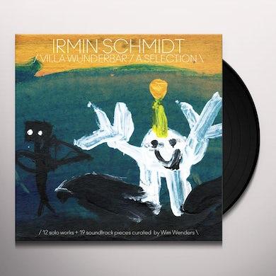 Irmin Schmidt VILLA WUNDERBAR Vinyl Record