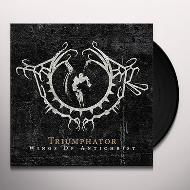 Triumphator WINGS OF ANTICHRIST Vinyl Record