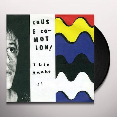 Cause Co-Motion I LIE AWAKE Vinyl Record