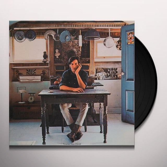 Townes Van Zandt Vinyl Record