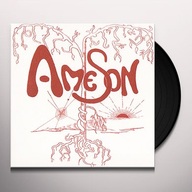 Ame Son BLACK TREES Vinyl Record