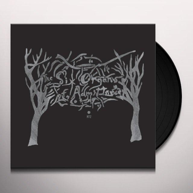 Six Organs Of Admittance RTZ Vinyl Record
