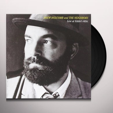 Drew Holcomb and the Neighbors LIVE AT EDDIE'S ATTIC Vinyl Record