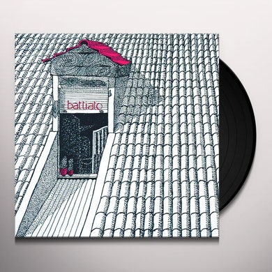 FRANCO BATTIATO Vinyl Record