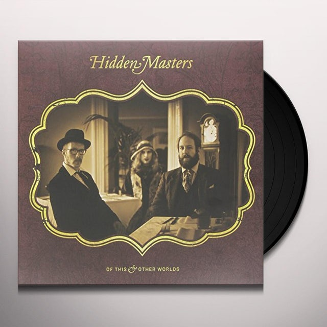 Hidden Masters OF THIS & OTHER WORLDS Vinyl Record