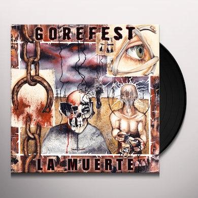 Gorefest LA MUERTE Vinyl Record