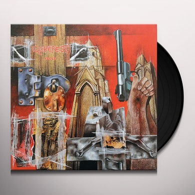 Gorefest FALSE Vinyl Record