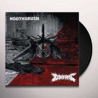 Noothgrush Split Vinyl Record