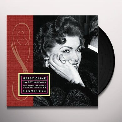 Patsy Cline SWEET DREAMS: THE COMPLETE DECCA MASTERS 1960-1963 Vinyl Record
