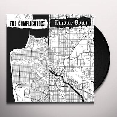 Complicators / Empire Down SPLIT Vinyl Record