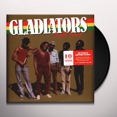 FULL TIME Vinyl Record