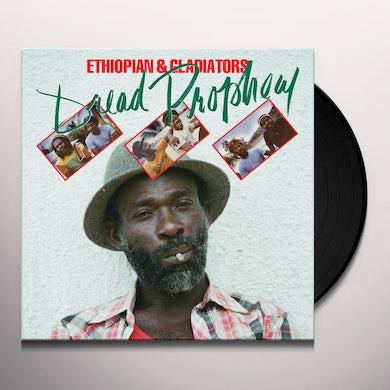 Ethiopian & Gladiators DREAD PROPHECY Vinyl Record