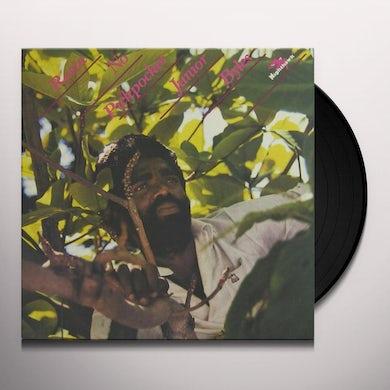 Junior Byles Rasta No Pickpocket Vinyl Record
