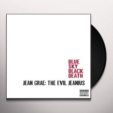Jean Grae EVIL JEANIUS Vinyl Record
