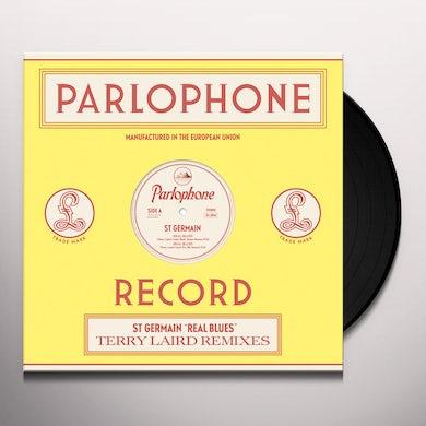 REAL BLUES (TERRY LAIRD REMIXES) Vinyl Record