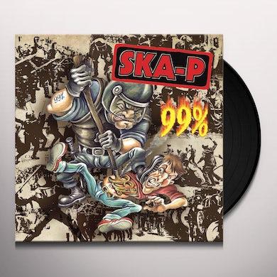 Ska-P 99% Vinyl Record