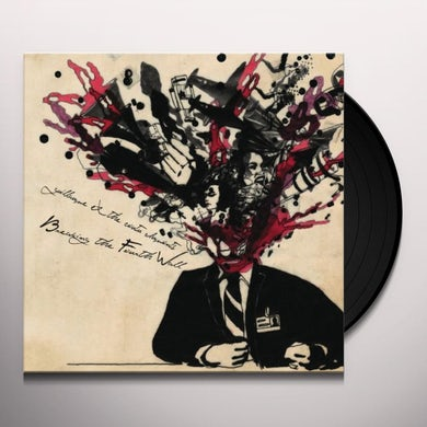 Guillaume & The Coutu Dumonts BREAKING THE FOURTH WALL Vinyl Record