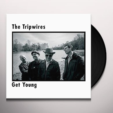 Tripwires GET YOUNG Vinyl Record - UK Release