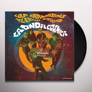 Los Granadians Del Espacio Exterior LA ONDA COSMICA Vinyl Record