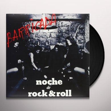 Barricada NOCHE DE ROCK & ROLL-HQ Vinyl Record