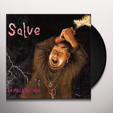 La Polla Records SALVE Vinyl Record