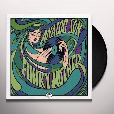 Analog Son FUNKY MOTHER (PURPLE VINYL) Vinyl Record