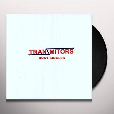 Tranzmitors BUSY SINGLES Vinyl Record