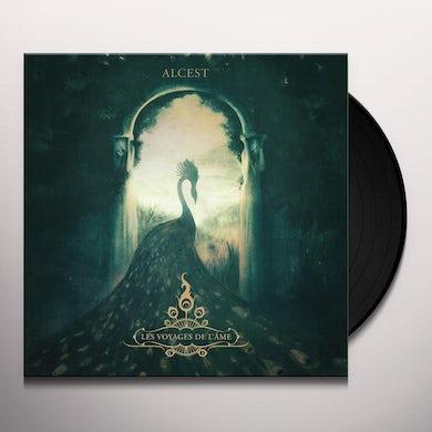 Alcest LES VOYAGES DE L'BME Vinyl Record