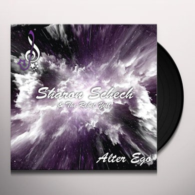 Sharon Schech ALTER EGO Vinyl Record