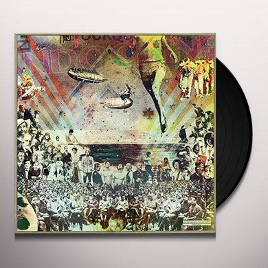 Indochine LA REPUBLIQUE DES METEORS Vinyl Record