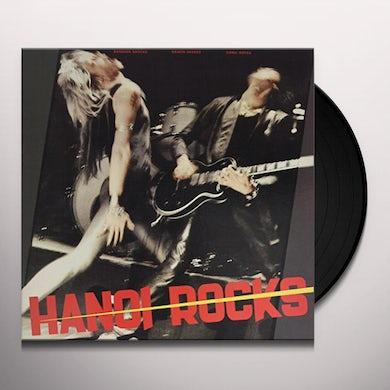 BANGKOK SHOCKS SAIGON SHAKES HANOI ROCKS Vinyl Record