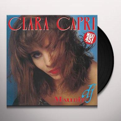 Clara Capri MAUDIT DJ Vinyl Record