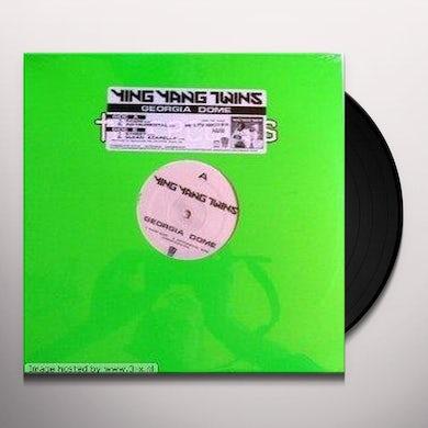 Ying Yang Twins GEORGIA DOME Vinyl Record