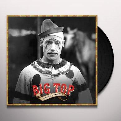 Michael Fracasso BIG TOP Vinyl Record