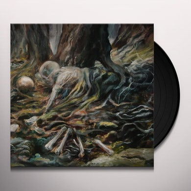 Krypts CADAVER CIRCULATION Vinyl Record