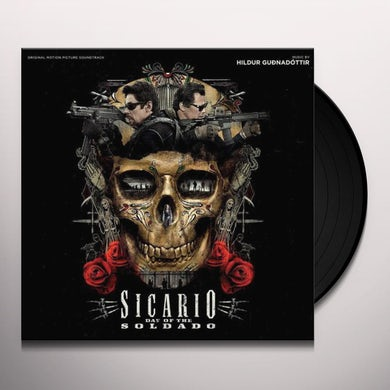 Hildur Gudnadottir SICARIO: DAY OF THE SOLDADO / Original Soundtrack Vinyl Record
