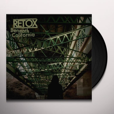 BENEATH CALIFORNIA Vinyl Record