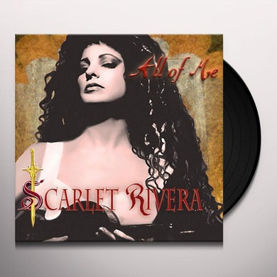 Scarlet Rivera ALL OF ME Vinyl Record