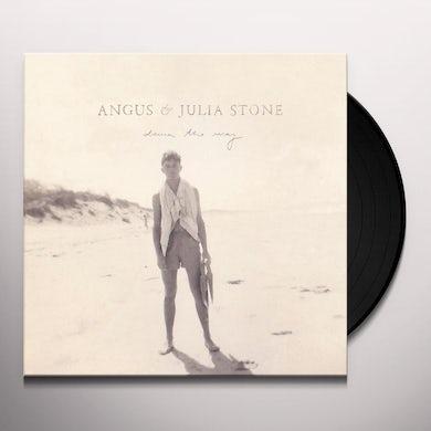 Angus & Julia Stone DOWN THE WAY Vinyl Record