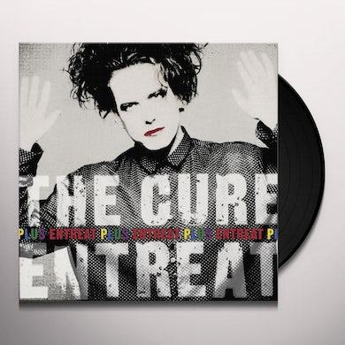 The Cure ENTREAT PLUS Vinyl Record