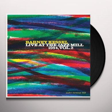 Barney Kessel LIVE AT THE JAZZ MILL 1954, VOL. 2 Vinyl Record