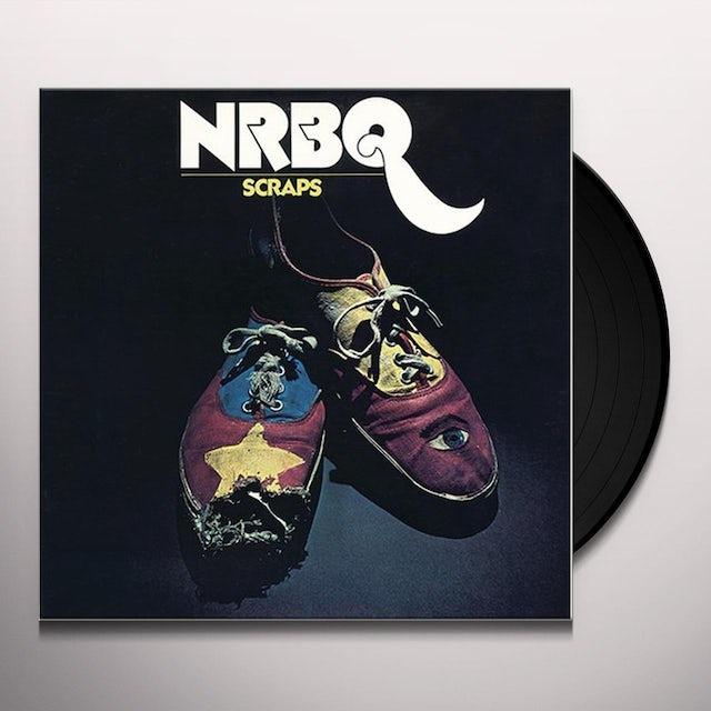 Nrbq SCRAPS Vinyl Record