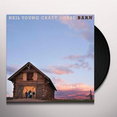 Neil Young & Crazy Horse BARN Vinyl Record