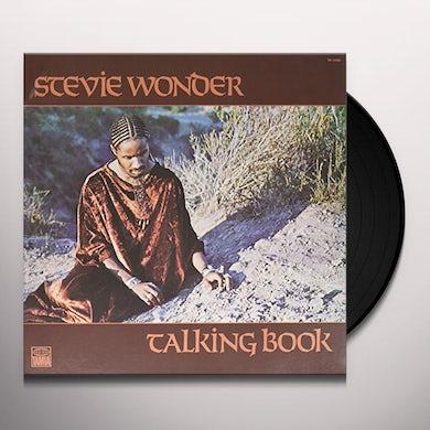 Stevie Wonder  TALKING BOOK (SUPERSTITION) Vinyl Record