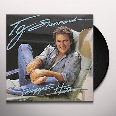 T.G. Sheppard BIGGEST HITS Vinyl Record
