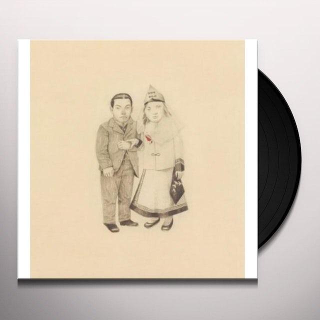 The Decemberists CRANE WIFE Vinyl Record