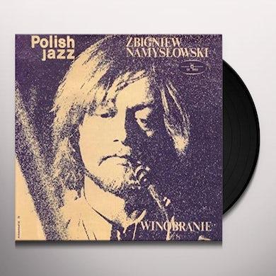 Zbigniew Quintet Namyslowski WINOBRANIE (POLISH JAZZ) Vinyl Record