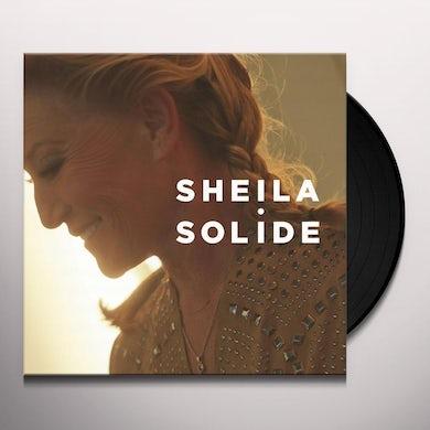 Sheila SOLIDE Vinyl Record