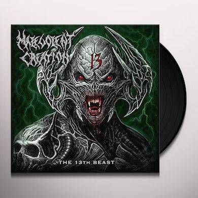 13TH BEAST Vinyl Record